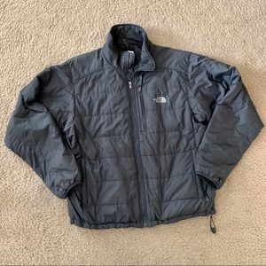 The North Face Grey Insulated Jacket